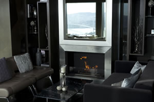 Hursan Ethanol Fireplaces - BE 123 A