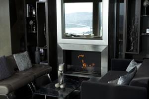 Hursan Ethanol Fireplaces - BE 123 A