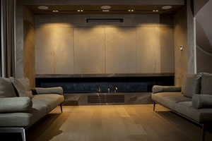 Hursan Ethanol Fireplaces - BE 125 A