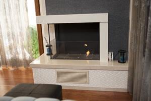 Hursan Ethanol Fireplaces - BE 126