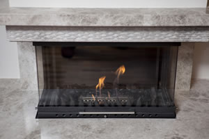 Hursan Ethanol Fireplaces - BE 127 A