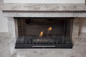 Hursan Ethanol Fireplaces - BE 127 A