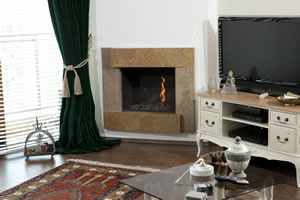 Hursan Ethanol Fireplaces - BE 128 A