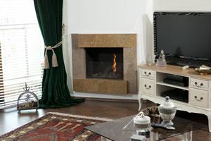 Hursan Ethanol Fireplaces - BE 128 A