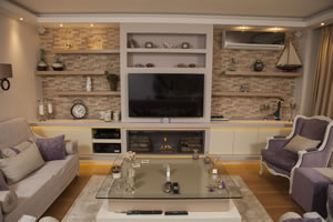 Hursan Ethanol Fireplaces - BE 129