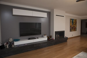 Hursan Ethanol Fireplaces - BE 130 B