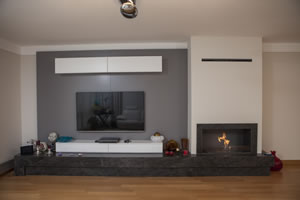 Hursan Ethanol Fireplaces - BE 130
