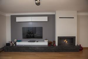 Hursan Ethanol Fireplaces - BE 130