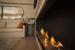 Hursan Ethanol Fireplaces - BE 131 A