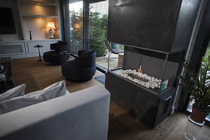 Hursan Ethanol Fireplaces - BE 132 A