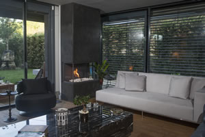 Hursan Ethanol Fireplaces - BE 132 B