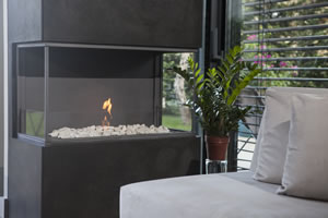 Hursan Ethanol Fireplaces - BE 132