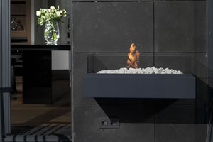 Hursan Ethanol Fireplaces - BE 133 A