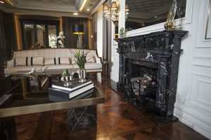 Hursan Ethanol Fireplaces - BE 135 B