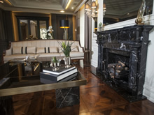 Special Design Ethanol Fireplaces - BE 135 C