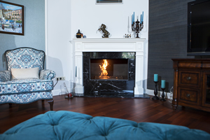 Hursan Ethanol Fireplaces - BE 136 A