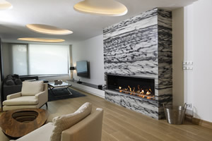 Hursan Ethanol Fireplaces - BE 139 A