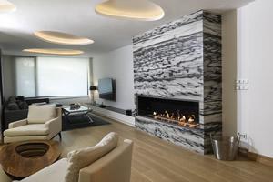 Hursan Ethanol Fireplaces - BE 139 A