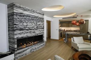 Hursan Ethanol Fireplaces - BE 139 B