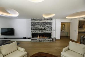 Hursan Ethanol Fireplaces - BE 139
