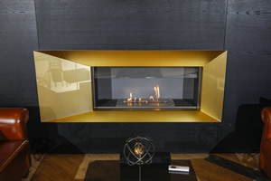 Hursan Ethanol Fireplaces - BE 140 A