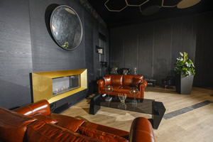 Hursan Ethanol Fireplaces - BE 140 B