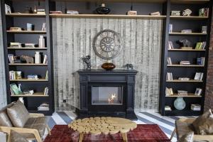 Hursan Ethanol Fireplaces - BE 141