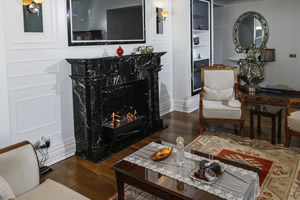 Hursan Ethanol Fireplaces - BE 142 D