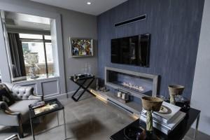 Hursan Ethanol Fireplaces - BE 143 A