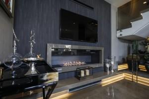 Hursan Ethanol Fireplaces - BE 143 B