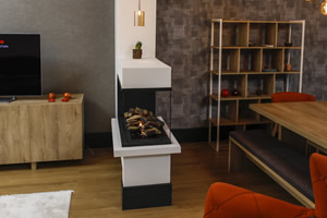 Hursan Ethanol Fireplaces - BE 146 A