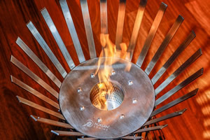 Hursan Ethanol Fireplaces - BE 148 B