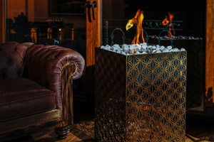 Hursan Ethanol Fireplaces - BE 149 A