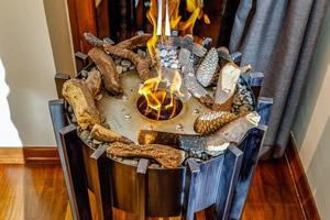 Hursan Ethanol Fireplaces - BE 150 B