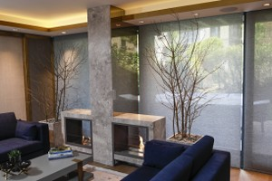 Hursan Ethanol Fireplaces - BE 151 B