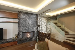 Hursan Ethanol Fireplaces - BE 152 B