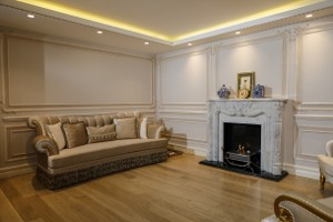 Hursan Ethanol Fireplaces - BE 153 B