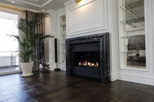 Hursan Ethanol Fireplaces - BE 154 B