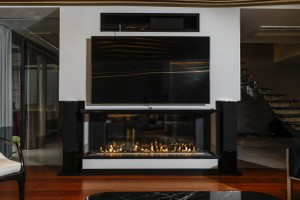Hursan Ethanol Fireplaces - BE 155 C