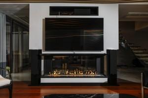 Hursan Ethanol Fireplaces - BE 155 C