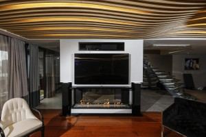 Hursan Ethanol Fireplaces - BE 155
