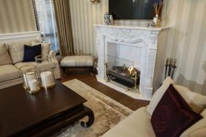Hursan Ethanol Fireplaces - BE 157