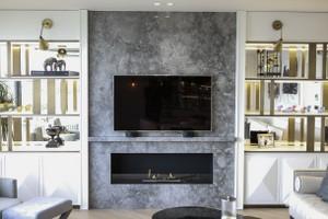 Hursan Ethanol Fireplaces - BE 158 B