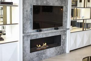 Hursan Ethanol Fireplaces - BE 158