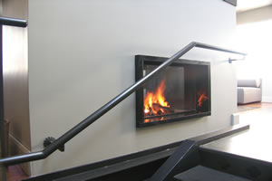 Double-Sided Fireplace Surrounds - CT 103