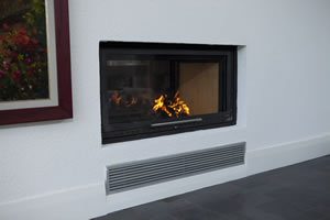 Double-Sided Fireplace Surrounds - CT 107 A