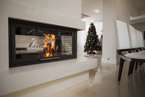 Double-Sided Fireplace Surrounds - CT 109 E