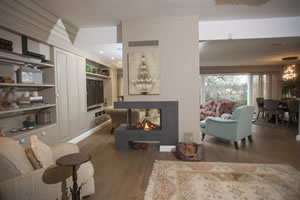 Double-Sided Fireplace Surrounds - CT 112