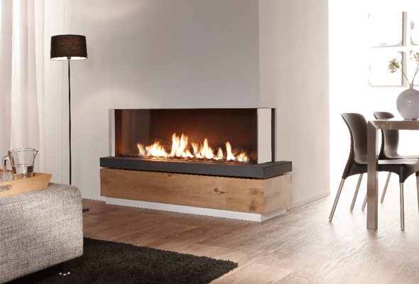 Natural Gas Fireplaces - DG 102