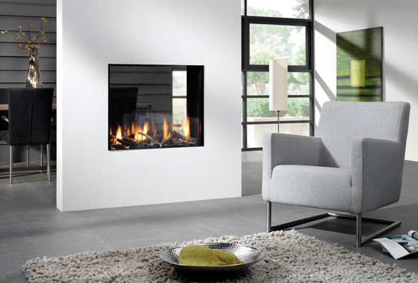 Natural Gas Fireplaces - DG 103